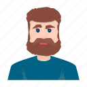 appearance, avatar, character, image, man, people, portrait icon