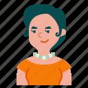 woman, profile, people, user, avatar