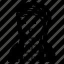 man, avatar, hood, wool, profile, boy, hat