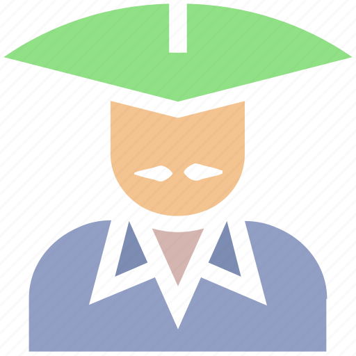 asian, avatar, conical, costume, hat, man, traditional icon