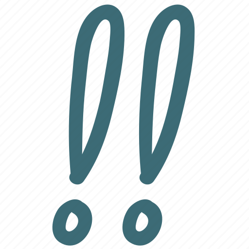 denied, doodle, info, no, notice, remind, way icon