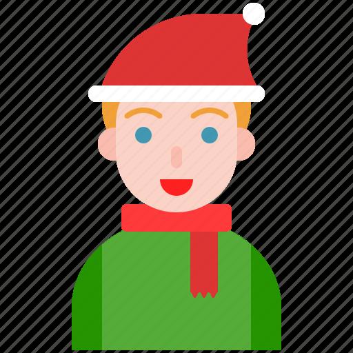 christmas, cold, hat, santa, winter, xmas icon
