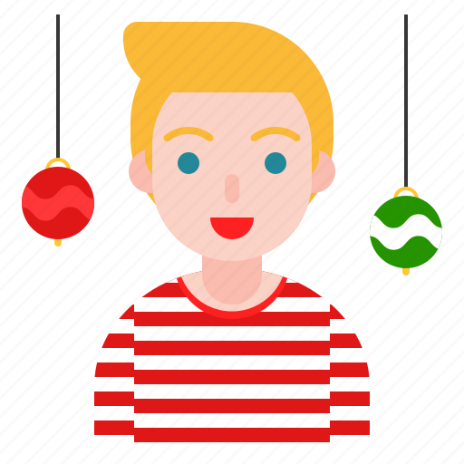 ball, christmas, holiday, party, xmas icon