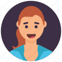 avatar, female nurse, medical assistant, nurse, profession