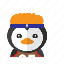 avatar, bird, cold, ice, pinguin, polar, snow icon