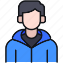 avatar, fashion, man, person, sweater