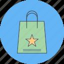 bag, christmas, shopping icon
