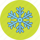 flake, snow icon