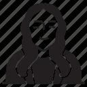 avatar, female, grandma, lady