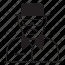avatar, magician, man, user icon
