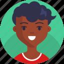 woman, avatar, girl, female, profile, face