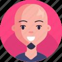 bald, male, man, avatar icon