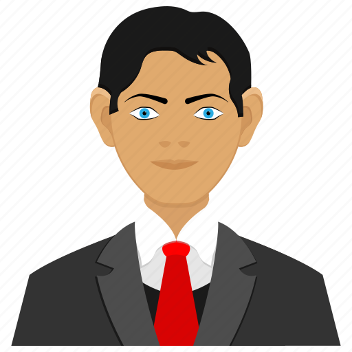 Black, business, man icon - Download on Iconfinder