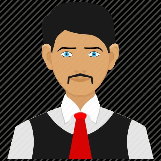 Avatars, business man, client, man icon - Download on Iconfinder