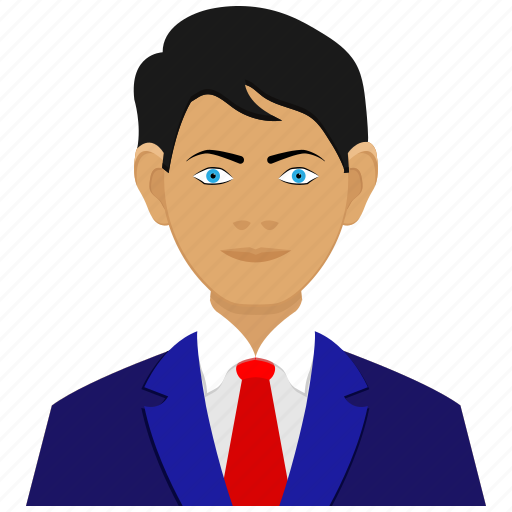 Business, man, tanned icon - Download on Iconfinder
