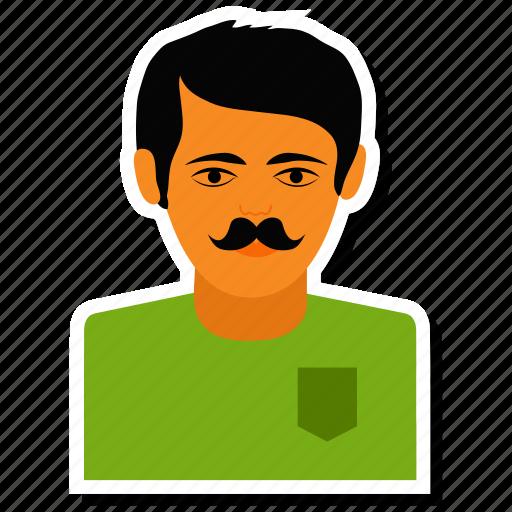 avatar, men, remove, user icon