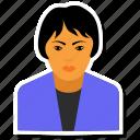 avatar, female, hair, woman