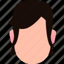 profile, band, street, character, longish