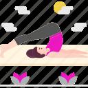 avatar, exercise, halasana, healthy, lifestyle, yoga