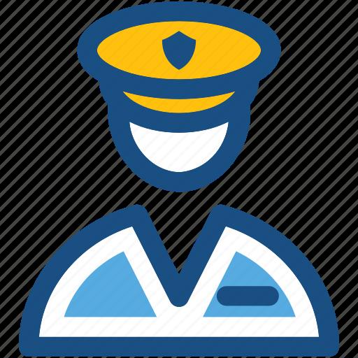 aircrew, airline pilot, captain, occupation, pilot icon