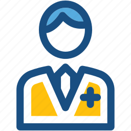 doctor, doctor avatar, medical assistant, physician, professional avatar icon