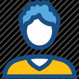 avatar, profile, school boy, teen ager, young boy icon