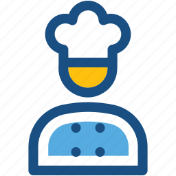 avatar, chef, cooker, male, restaurant icon