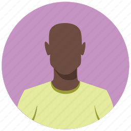 avatar, circle, human, male, man, person, user icon
