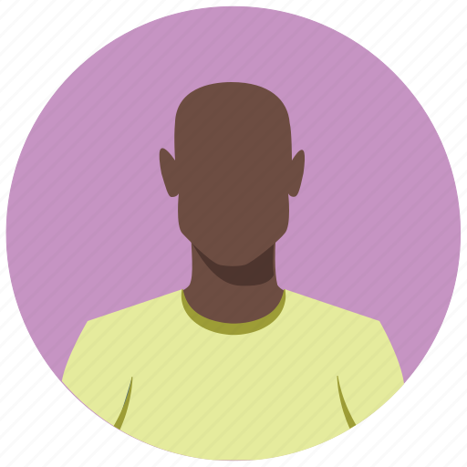 Avatar, circle, human, male, man, person, user icon - Download on Iconfinder
