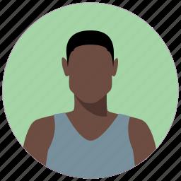avatar, circle, human, male, man, person, user icon