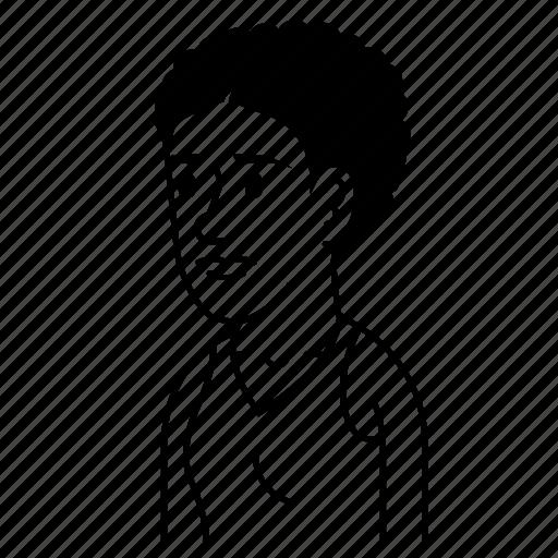 avatar, avatars, female, girl, picture, profile, woman icon