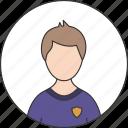 avatar, body, boy, man, people, teen, user icon