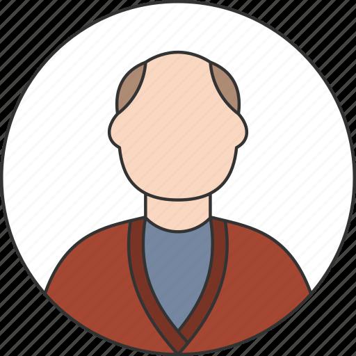 adult, avatar, body, man, people, teen, user icon