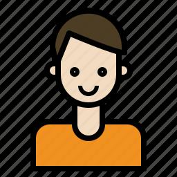 avatar, boy, man, teenage icon