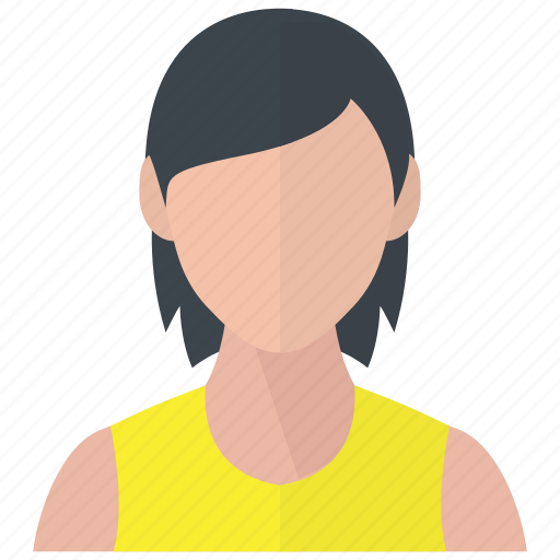 Avatar, woman, female, girl icon - Download on Iconfinder
