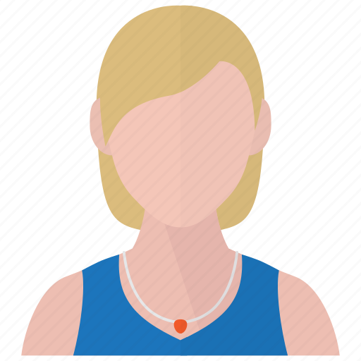 avatar, business, female, woman icon