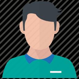 account, avatar, boy icon