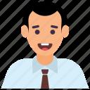 accountant, administrator, businessman, entrepreneur, manager icon