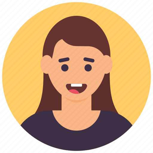 Clerk, employee, female, lady, woman icon - Download on Iconfinder