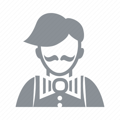 avatar, guy, hipster, male, man, people, person icon