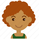 avatar, female, girl, human, people, person, woman icon
