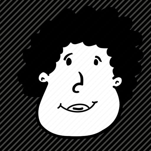 avatar, cartun, male, man, people, person, user icon