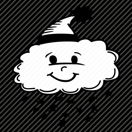 avatar, birthday, cartun, celebration, christmas, profile, santa icon