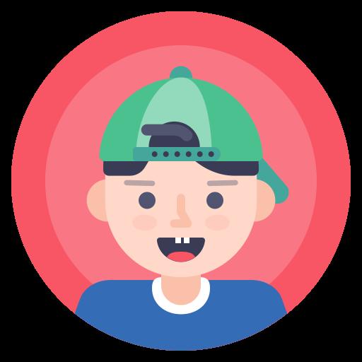 avatar, boy, kid, person icon