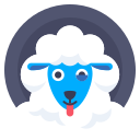 animal, avatar, mutton, sheep icon