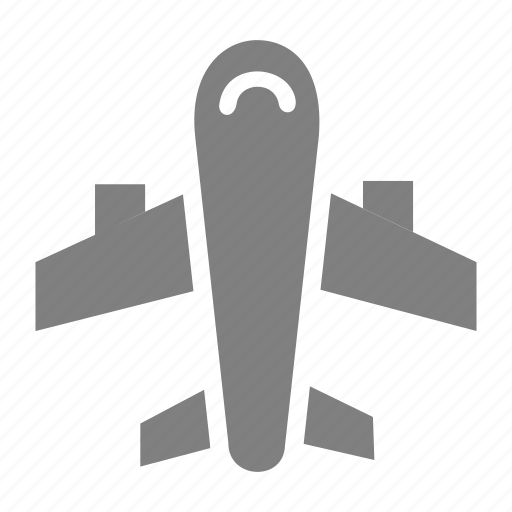 aeroplane, aircraft, airport, aviation, plane icon
