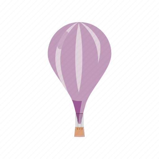 air, balloon, blog, cartoon, hot, transport, transportation icon