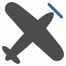 aeroplane, aircraft, airplane, plane, transport, transportation, travel icon