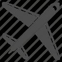 airline, airplane, flight, plane, transport, transportation, travel