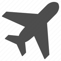 aircraft, airplane, cargo jet, plane, transport, transportation, travel icon
